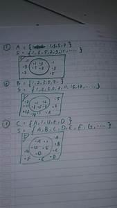 Gambarlah Diagram Venn Dari Keterangan Berikut No 1  U0026quot A