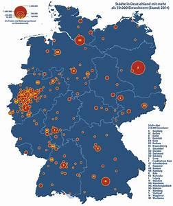 Schönsten Städte Deutschland : karte st dte deutschland my blog ~ Frokenaadalensverden.com Haus und Dekorationen