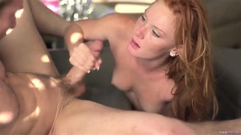 Redhead With Freckles Gets Creampied Eporner