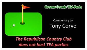 Guest commentary: The Republican Country Club does not ...
