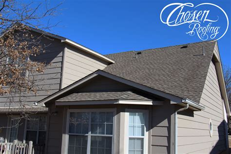 roof gaf weathered wood   roofing ideas