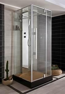Cabine De Douche Intégrale 80x80 : acheter une cabine de douche laquelle choisir c t maison ~ Dallasstarsshop.com Idées de Décoration