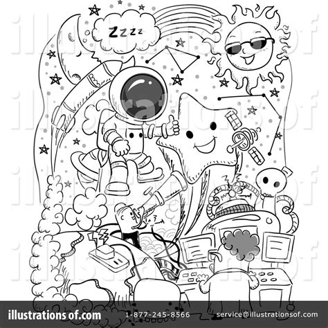 outer space clipart  illustration  bnp design