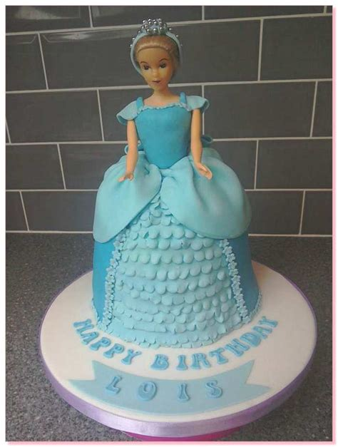 cute doll  cake images