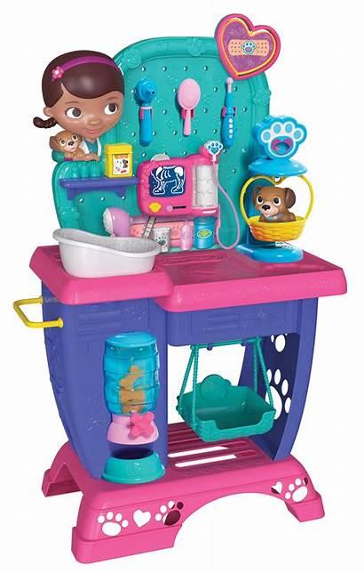 Mcstuffins Doc Disney Care Pets Vets Toys