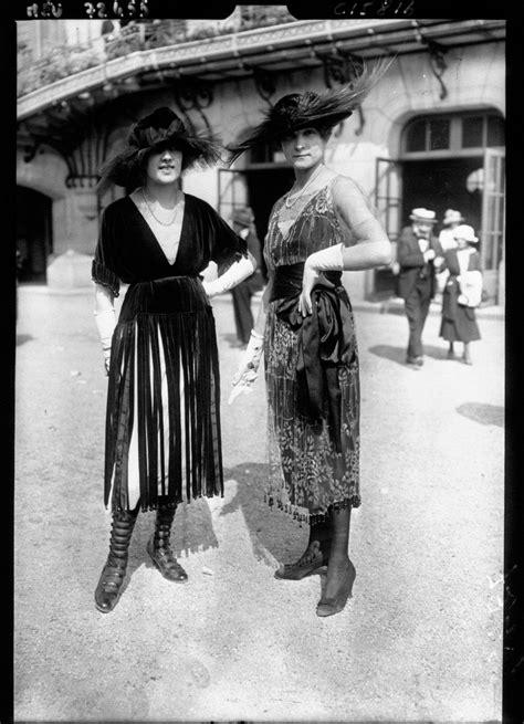 Longchamp Paris  19101920 Fashion & Races  Lia In