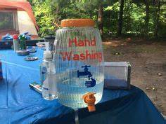 The 25+ best Camping hand washing station ideas on ...