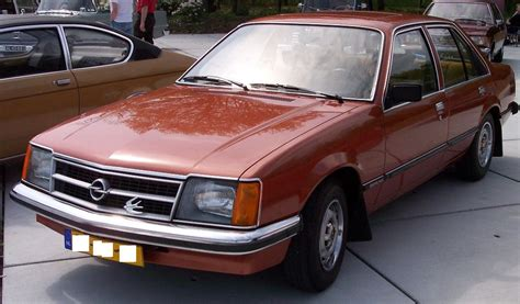 opel commodore file opel commodore c vl red jpg wikipedia