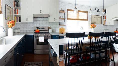 interior design of kitchen in low budget interior design small budget kitchen makeover 9626