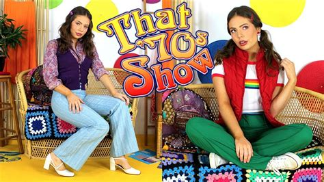 That 70's Show Inspired Outfits