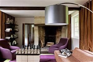 le violet se marie avec quelle couleur idees de design d With attractive couleur pour mur salon 4 1001 idees quelle couleur associer au gris perle 55