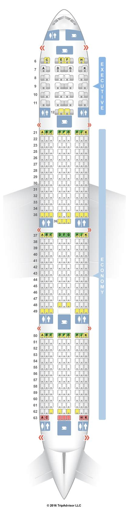 seatguru seat map garuda indonesia