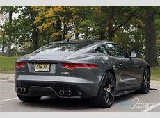 2016 Jaguar FType R AWD Coupe Review Web2Carz