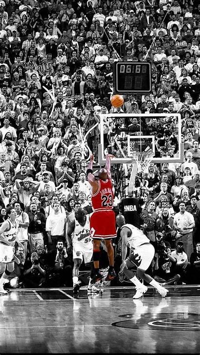 Bulls Chicago Wallpapers Iphone Jordan Michael Air