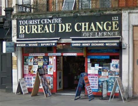 bureau de change londres changer euros en livres à londres evitez les commissions