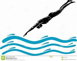Pool Position : swimming pool dive stock illustration image 41241278 ~ A.2002-acura-tl-radio.info Haus und Dekorationen
