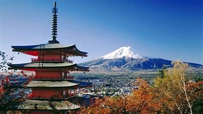 Japan Kyoto Mount Wallpapers Desktop Cities Travel