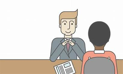 Interview Job Cna Animation Say Application Transparent