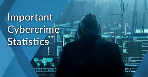 important cybercrime statistics  data analysis