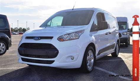 awards  ford transit connect cargo