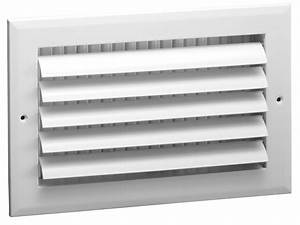 Air grille with damper hephh coolers devices