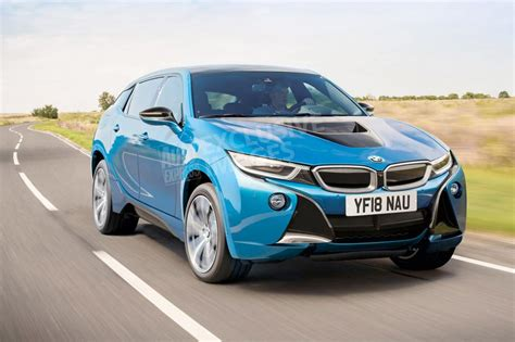 New Bmw I5 Suv  Exclusive Pictures  Auto Express