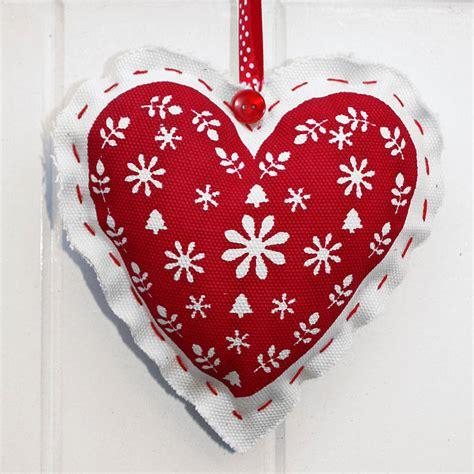 christmas heart decoration kit