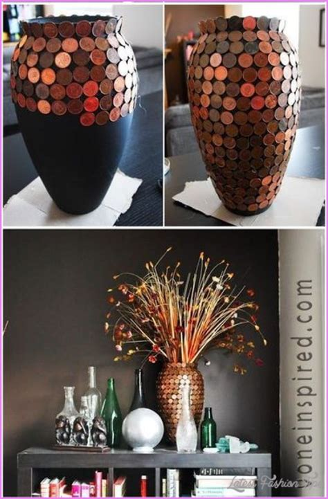 10 Home Decorating Craft Ideas  Latestfashiontipscom