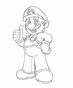 How to Draw Mario - Draw Central