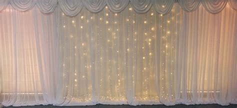 Party Pleasers Services Hanging Curtains High Above Windows Heated Air For Doors Shower Curtain With Hooks Built In Australia Window Flipkart Pictures Of Rod Brackets Embroidered Sheer White Screen Door Lowes