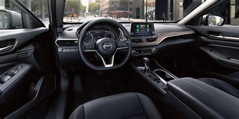 Nissan Altima Interior by Best Looking Hybrid 2019 Nissan Altima With