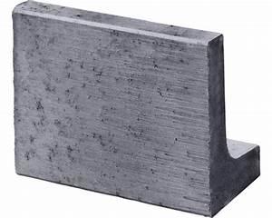 Mini L Steine : mini l stein anthrazit 30x20x40x6cm bei hornbach kaufen ~ Frokenaadalensverden.com Haus und Dekorationen