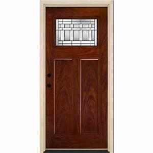 Feather River Doors 37 5 inx 81 625 inPrescott Patina