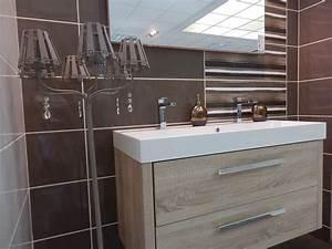 Faience Salle De Bain Chocolat Beige. awesome salle de bain taupe et ...