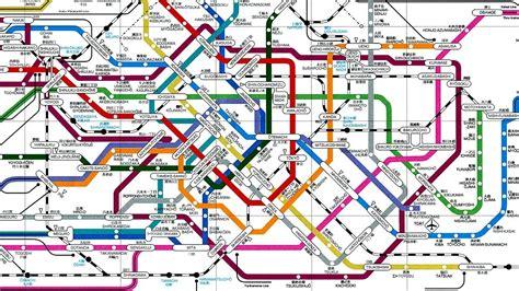10 Craziest Subway Maps
