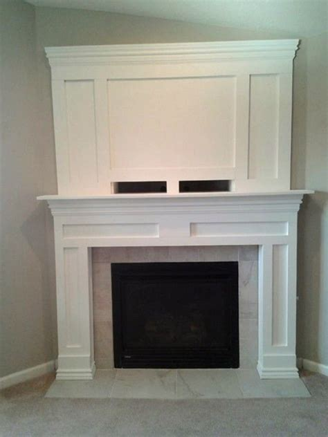 decorating fireplace mantel with tv above best 25 tv above fireplace ideas on tv above