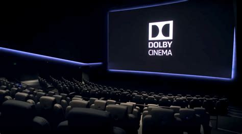 Inside Dolby Cinema: Tour of One of the Most Immersive