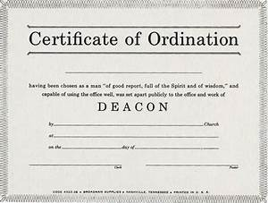 search results for certificate of ordination deacon With deacon ordination certificate template