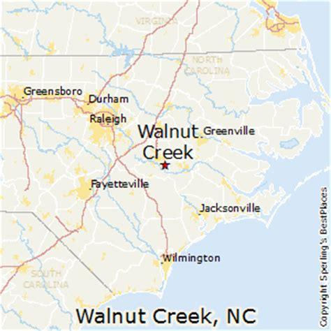 places    walnut creek north carolina