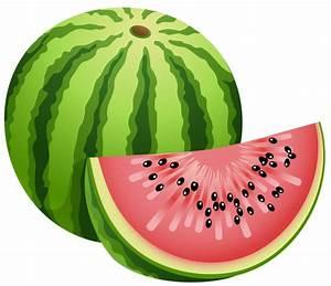 Watermelon clip art 2 clipartcow - Clipartix
