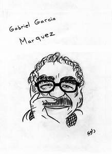 Gabriel Garcia Marquez von Raoui | Berühmte Personen ...