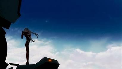 Darling Franxx Anime Background Zero Hiro Sky