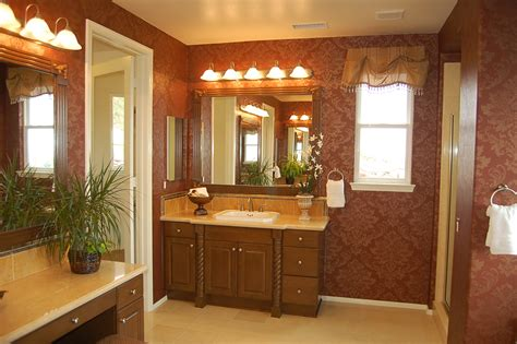 The Combination Of The Bathroom Paint Color Ideas