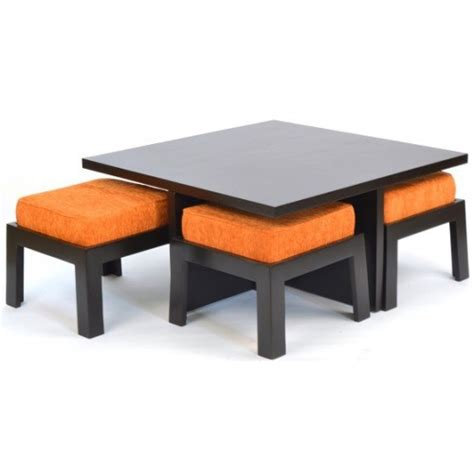 coffee table with stools underneath india coffee tables with stools