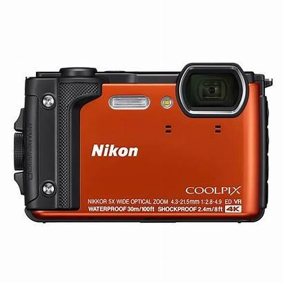 Waterproof Camera Cameras Underwater Nikon Digital