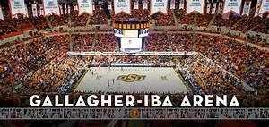 Gallagher Iba Arena Oklahoma State University Athletics