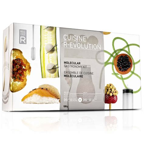 kit cuisine cuisine r evolution molecular gastronomy kit the green