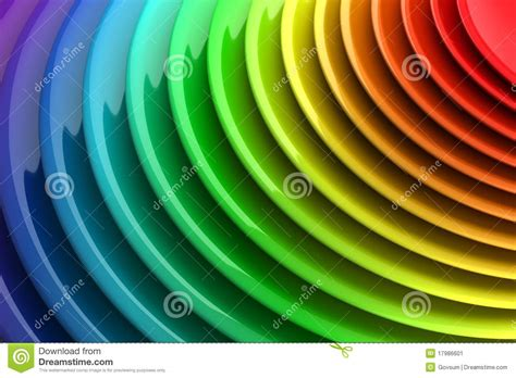 vibrant color vibrant color abstract background stock illustration