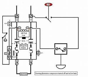 Older Air Compressor Wiring Help - Electrical
