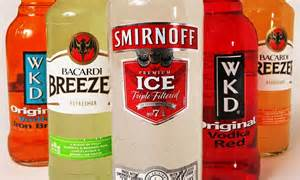 alcopops  fuelling  rise  liver deaths warn doctors